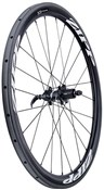 Product image for Zipp 303 Firecrest Tubular Rim Brake 18/24 Spoke Road Wheel