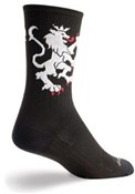 Product image for SockGuy Lion of Flanders SGX Socks