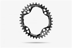 Product image for absoluteBLACK MTB Oval Chainring 104BCD & 64BCD X 4 Bolt