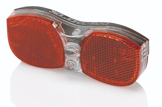 XLC Led Battery Rear Light Luggage Carrier