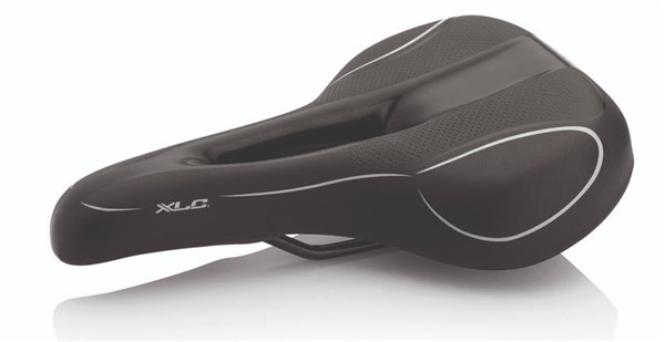 XLC Traveller II Ergo Womens Trekking Saddle (SA-T08)