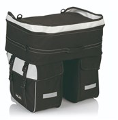 Product image for XLC Triple Pannier Bag (BA-S68)