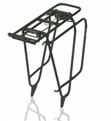 Product image for XLC Fatbike Carrymore Pannier Rack with Spring Clip (RP-R15)