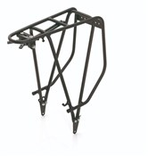 "Product image for XLC Alu-Carrier Pannier Rack 28"" (RP-R03)"