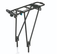 "Product image for XLC Alu System Luggage Carrier Pannier Rack 26-28"" (RP-R10)"