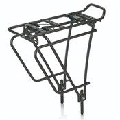 "XLC Alu System Luggage Carrier Pannier Rack 26-28"" (RP-R11)"
