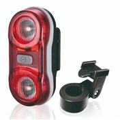 Product image for XLC Comp Rear Light Bianca (CL-R11)
