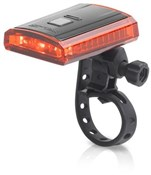 Product image for XLC Comp Rear Light Titania (CL-R16)