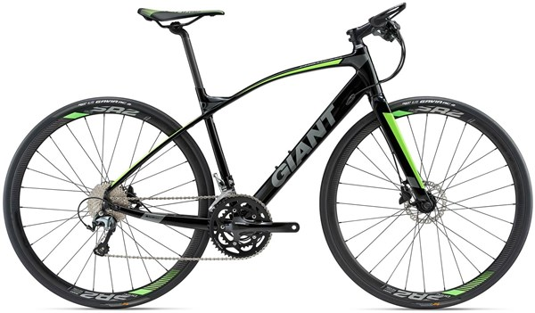 Giant FastRoad SLR 1 - Nearly New - M/L - 2018 Road Bike