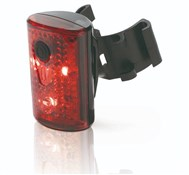 Product image for XLC Beamer Rear USB Light (CLR14)