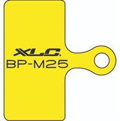 Product image for XLC Alloy Disc Pads - Shimano 675 (BP-M25)