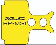 Product image for XLC Alloy Disc Pads Cool Fin - Formula Mega/R/RX (BP-M31)
