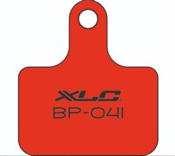 Product image for XLC Alloy Disc Pads - Shimnao Ultegra (BP-041)