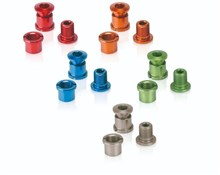 Product image for XLC Alloy Chainring Bolts 5pce (CR-X01)