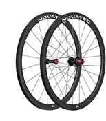 Novatec R3 Carbon Road Wheelset