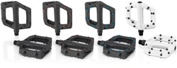 Product image for XLC Polycarbonate Platform Pedals (PD-M23)