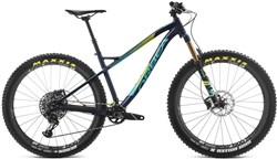 Product image for Orbea Laufey H-LTD 27+ Mountain Bike 2019 - Hardtail MTB