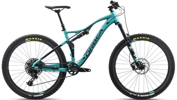 "Orbea Occam AM H30 27.5"" Mountain Bike 2019 - Trail Full Suspension MTB"