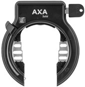 AXA Bike Security Solid Black Frame Lock