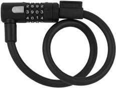 Product image for AXA Bike Security Newton 60/12 Code Cable Lock
