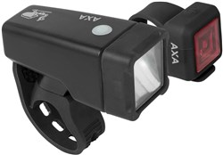 AXA Bike Security Niteline T1 Lighht Set