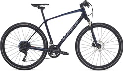 Specialized Crosstrail Expert Carbon  700c - Nearly New - M - 2018 Hybrid Bike