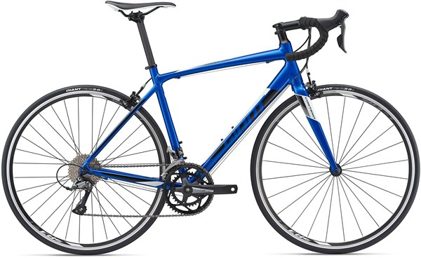 Giant Contend 2 - Nearly New - M/L - 2018 Road Bike