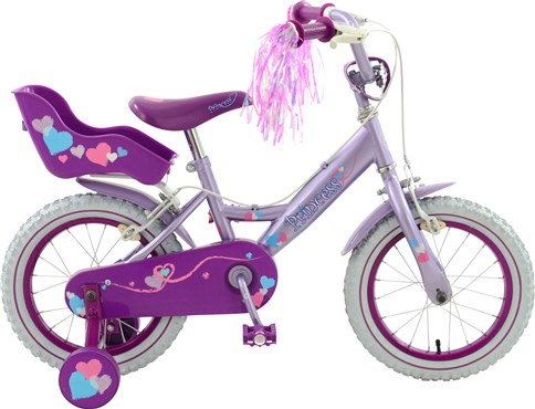 Dawes Princess 14w Girls - Nearly New - 2018 Kids Bike