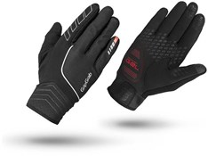 Product image for GripGrab Hurricane Winter Long Finger Cycling Gloves