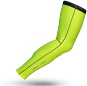 Product image for GripGrab Classic Hi-Viz Cycling Leg Warmers