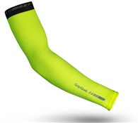 Product image for GripGrab Classic Hi-Viz Cycling Arm Warmers