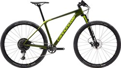 Product image for Cannondale F-Si Carbon 3 29er Mountain Bike 2019 - Hardtail MTB