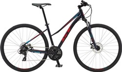 Product image for GT Transeo Comp Step-Thru Womens 2019 - Hybrid Sports Bike