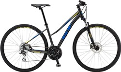 Product image for GT Transeo Elite Step-Thru Womens 2019 - Hybrid Sports Bike