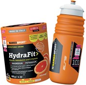 Product image for Named Sport Nutrition Hydrafit 400g + Sports Bottle