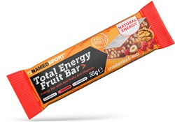 Product image for Named Sport Nutrition Total Energy Fruit Bar - 35g Box of 25
