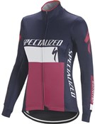 Specialized Element RBX Comp Logo Womens Jacket