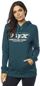 Product image for Fox Clothing Retro Fox Womens Pullover Hoodie