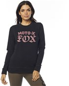 Product image for Fox Clothing Moto X Crew Womens Fleece