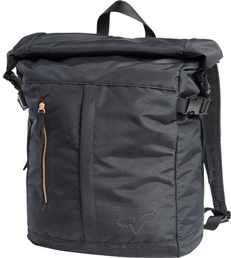 Fox Clothing Darkside Roll Top Womens Backpack