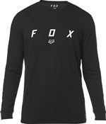 Fox Clothing Slyder Long Sleeve Knit Tee