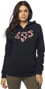 Product image for Fox Clothing Check Head Zip Womens Fleece