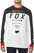 Product image for Fox Clothing Fctry Long Sleeve Airline Tee