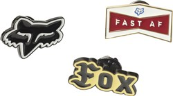 Fox Clothing Flat Track Pin Pack Womens