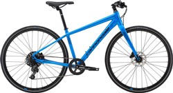 Product image for Cannondale Quick Disc 2 Womens 2019 - Hybrid Sports Bike