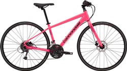 Product image for Cannondale Quick Disc 4 Womens 2019 - Hybrid Sports Bike