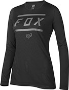 Product image for Fox Clothing Ripley Womens Long Sleeve Jersey