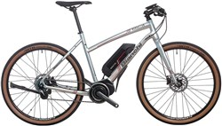 Product image for Bianchi Manhattan Alfine 8 Speed 2019 - Electric Hybrid Bike