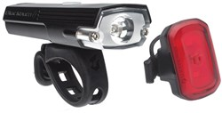 Product image for Blackburn Dayblazer 400 Front / Click USB Rear Light Set