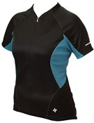 Mira D4W Ladies Short Sleeve Cycling Jersey